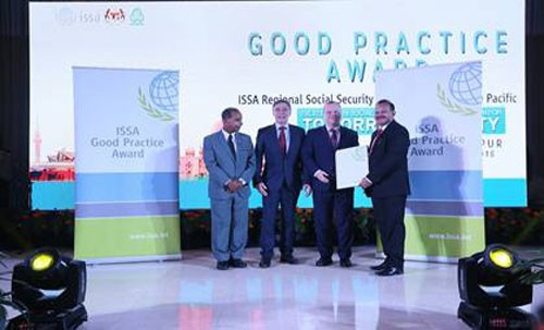 esic, best practices award