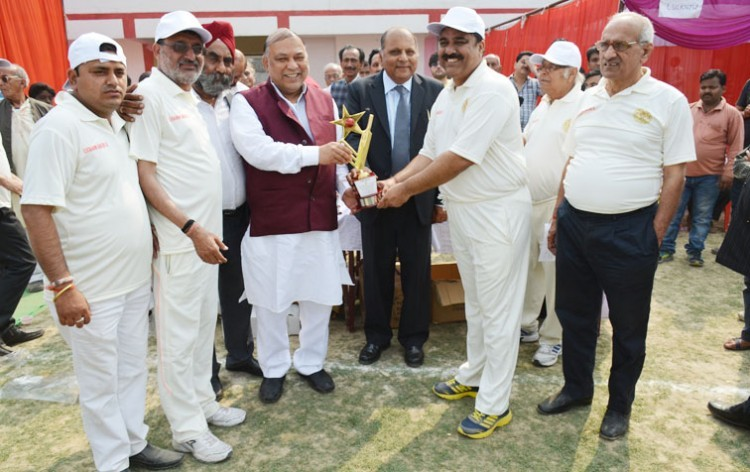 khatri xi lucknow, kanpur, winning cricket match