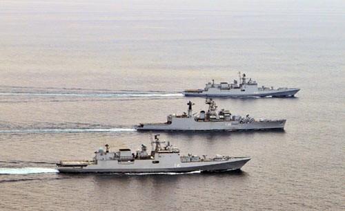 defence of gujarat exercise