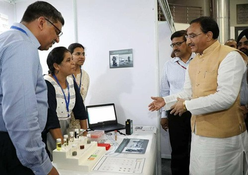 technology exhibition at iit delhi