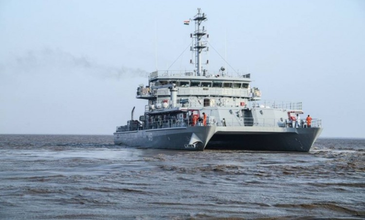 ins astrdharini, the appointment of ship
