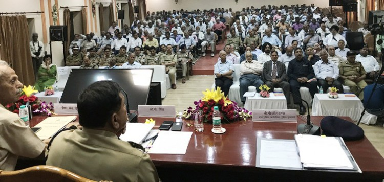 meeting of uttar pradesh police pensioners welfare institute