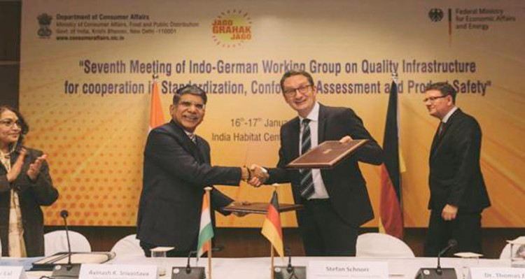 reliable partnership between india and germany