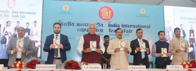 india international trade fair in delhi