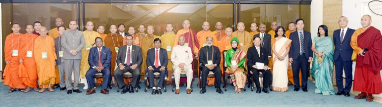 international buddhist conclave- 2018