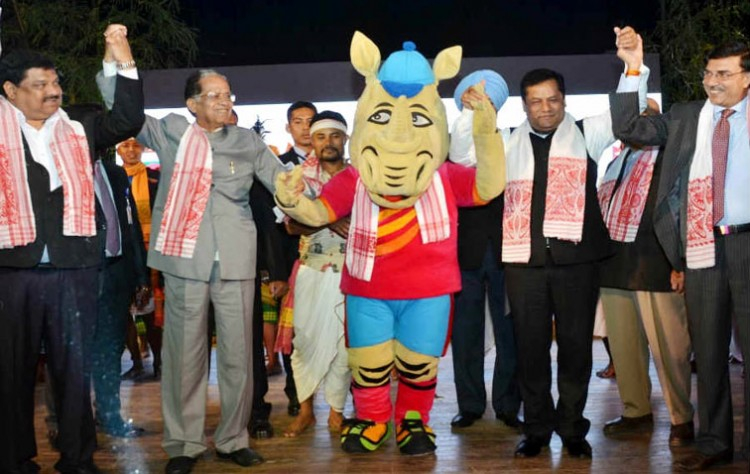 assam, the twelfth south asian games