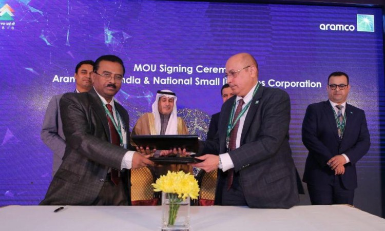 nsic and aramco asia agreement