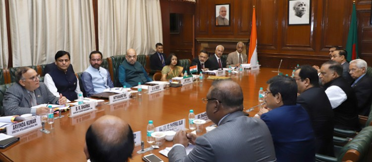home minister level talks between india and bangladesh