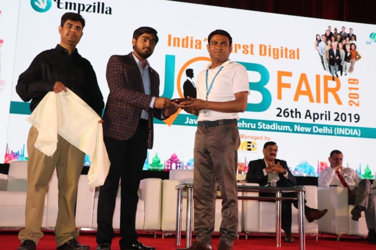 digital job fair for educated unemployed