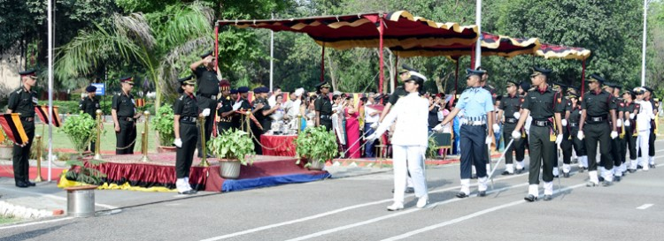 army medical corps college, gorgeous rashmi parade