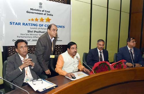 web portal started for star rating of coal mines