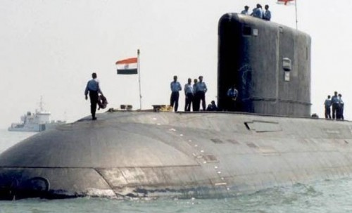 indian submarine